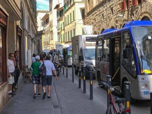 Firenze e cinque passi nel delirio